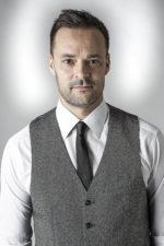 reatrato del actor david garcia