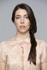 retrato de la actriz nerea cordero